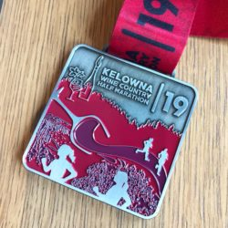 Kelowna Wine Country Half Marathon June 2019 Race Recap